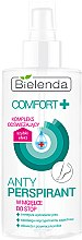 Parfémy, Parfumerie, kosmetika Antiperspirant sprej na nohy - Bielenda Comfort Foot Antiperspirant Spray Mist