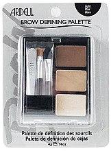 Parfémy, Parfumerie, kosmetika Sada na obočí - Ardell Brow Defining Palette