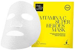 Parfémy, Parfumerie, kosmetika Zesvětlující maska - Diego Dalla Palma Vitamina C Super Heroes Mask