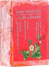 Parfémy, Parfumerie, kosmetika Glycerinové mýdlo Jahodový fresh - Le Cafe de Beaute Glycerin Soap
