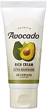 Parfémy, Parfumerie, kosmetika Krém na ošlehanou větrem a suchou pokožku s extraktem z avokáda - SkinFood Premium Avocado Rich Cream