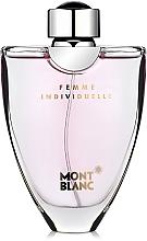 Parfémy, Parfumerie, kosmetika Montblanc Femme Individuelle - Toaletní voda