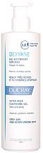 Parfémy, Parfumerie, kosmetika Ultra výživný čisticí gel do sprchy - Ducray Dexyane Gel Nettoyant Surgras