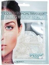 Parfémy, Parfumerie, kosmetika Kolagenová maska se stříbrnými částicemi - Beauty Face Collagen Hydrogel Mask