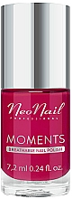 Parfémy, Parfumerie, kosmetika Lak na nehty - NeoNail Professional Moments Breathable Nail Polish