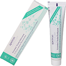 Parfémy, Parfumerie, kosmetika Zubní pasta s 24 bylinnými extrakty - Apeiron Auromere Herbal Toothpaste