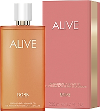 Parfémy, Parfumerie, kosmetika Hugo Boss Boss Alive - Sprchový gel