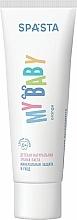 Parfémy, Parfumerie, kosmetika Dětská přírodní zubní pasta Minerální ochrana a péče - Spasta My Baby Toothpaste