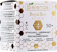 Parfémy, Parfumerie, kosmetika Liftingový a zpevňující krém proti vráskám - Bielenda Royal Bee Elixir Face Care