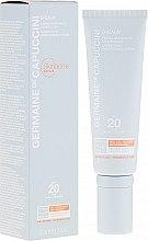 Parfémy, Parfumerie, kosmetika Korigující krém na obličej - Germaine de Capuccini B-Calm Correcting Moisturising Cream SPF20