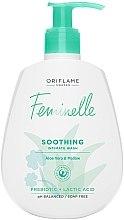 Parfémy, Parfumerie, kosmetika Zklidňující intimní gel Aloe - Feminelle Soothing Intimate Wash