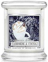Parfémy, Parfumerie, kosmetika Vonná svíčka ve sklenici - Kringle Candle Cashmere & Cocoa