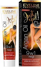 Parfémy, Parfumerie, kosmetika Depilační krém 9v1 - Eveline Cosmetics Argan Oil
