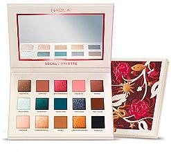 Parfémy, Parfumerie, kosmetika Paletka očních stínů - Nabla Secret Palette