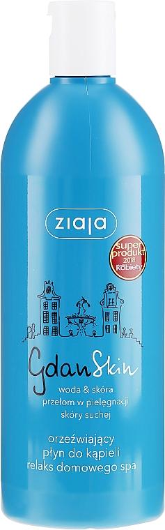 Osvěžující tekutina do koupele - Ziaja GdanSkin