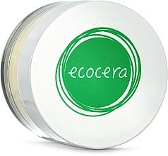 Parfémy, Parfumerie, kosmetika Fixační pudr pro suchou a citlivou pokožku - Ecocera Banana Loose Powder