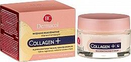 Parfémy, Parfumerie, kosmetika Intenzivní omlazující noční krém - Dermacol Collagen+ Intensive Rejuvenating Night Cream