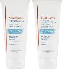 Parfémy, Parfumerie, kosmetika Sada - Ducray Anaphase+ (sch/2x200ml)