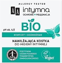 Parfémy, Parfumerie, kosmetika Hydratační mýdlo pro intimní hygienu - AA Intimate