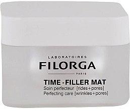 Parfémy, Parfumerie, kosmetika Denní krém na obličej - Filorga Time-Filler Mat Cream