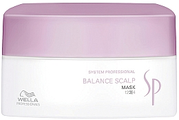 Parfémy, Parfumerie, kosmetika Maska pro citlivou pokožku hlavy - Wella SP Balance Scalp Mask