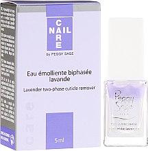 Parfémy, Parfumerie, kosmetika Dvoufázový odstraňovač kutikuly - Peggy Sage Lavender Two-Phase Cuticle Remover