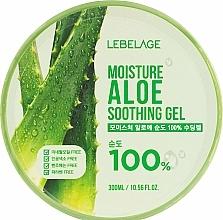Parfémy, Parfumerie, kosmetika Zvlhčující gel s aloe - Lebelage Moisture Aloe 100% Soothing Gel