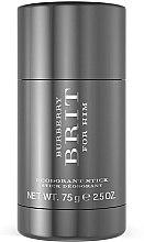 Parfémy, Parfumerie, kosmetika Burberry Brit for men - Deodorant v tyčince