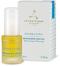 Parfémy, Parfumerie, kosmetika Hydratační regenerační olej na obličej - Aromatherapy Associates Hydrating Revitalising Face Oil