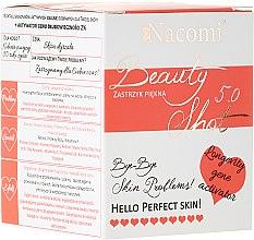 Parfémy, Parfumerie, kosmetika Koncentrované obličejové sérum - Nacomi Beauty Shots Concentrated Serum 5.0