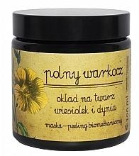 Parfémy, Parfumerie, kosmetika Maska-peeling Pupalka a dýně - Polny Warkocz