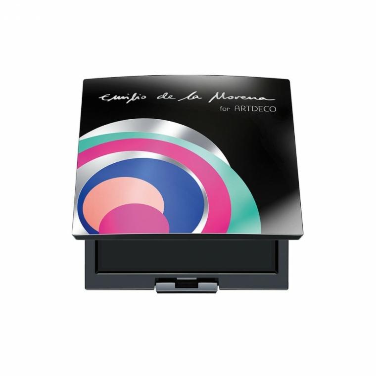 Magnetické pouzdro - Artdeco Beauty Box Quadrat Emilio de la Morena — foto N1