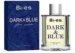Parfémy, Parfumerie, kosmetika Bi-Es Dark & Blue - Toaletní voda
