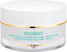 Parfémy, Parfumerie, kosmetika Hydratační krém na obličej - Methode Jeanne Piaubert Soothing Nutri-Repair Face Cream
