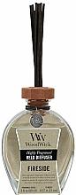 Parfémy, Parfumerie, kosmetika Aromadifuzér - WoodWick Reed Diffuser Fireside