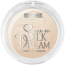 Parfémy, Parfumerie, kosmetika Kompaktní pudr na obličej - Luxvisage Silk Dream Nude Skin