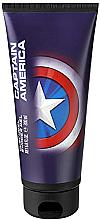 Parfémy, Parfumerie, kosmetika Sprchový gel - Marvel Captain America Shower Gel