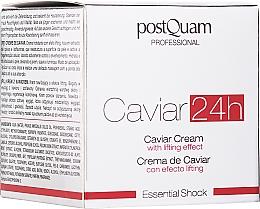 Parfémy, Parfumerie, kosmetika Krém s lifting efektem - Postquam Caviar 24h Cream Lifting Effect