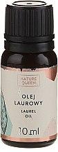 """Parfémy, Parfumerie, kosmetika Éterický olej """"Vavřínový list"""" - Nature Queen Essential Oil Laurel"""