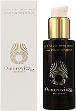Parfémy, Parfumerie, kosmetika Zpevňující obličejové sérum - Omorovicza Gold Flash Firming Serum