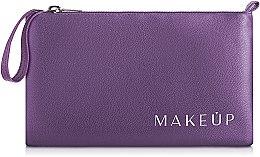 Parfémy, Parfumerie, kosmetika Kosmetická taška fialová - MakeUp