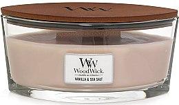 Parfémy, Parfumerie, kosmetika Vonná svíčka ve sklenici - Woodwick Sea Salt & Vanilla Scented Candle