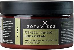 Parfémy, Parfumerie, kosmetika Zesilující krém na tělo komplex 5 olejů Fitness - Botavikos Fitness Body Cream