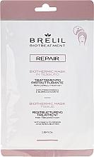 Parfémy, Parfumerie, kosmetika Obnovující maska na vlasy - Brelil Bio Treatment Repair Mask Tissue
