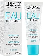 Parfémy, Parfumerie, kosmetika Lehký hydratační krém - Uriage Eau Thermale Water Cream