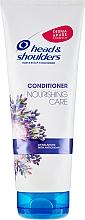 Parfémy, Parfumerie, kosmetika Kondicionér proti lupům na sucé vlasy - Head & Shoulders Conditioner Nourishing Care