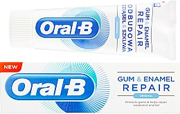 Parfémy, Parfumerie, kosmetika Zubní pasta - Oral-B Professional Gum & Enamel Repair Original