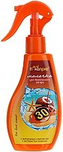 Parfémy, Parfumerie, kosmetika Mléko pro bezpečné opálení SPF 30 - Moje Caprice