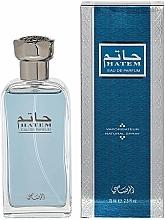Parfémy, Parfumerie, kosmetika Rasasi Hatem - Parfémovaná voda