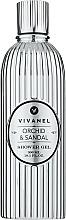 Parfémy, Parfumerie, kosmetika Sprchový gel Orchidej a santalové dřevo - Vivian Gray Vivanel Orchid & Sandal